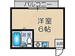 十三駅 3.3万円