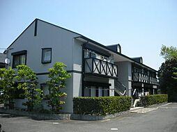 サニーハイツゆうりん館A[1階]の外観