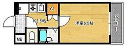 スペックス香椎駅東[302号室]の間取り