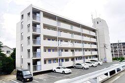 福岡県春日市小倉東1丁目の賃貸マンションの外観