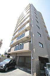 愛知県名古屋市天白区植田東1丁目の賃貸マンションの外観