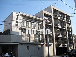 コーポ箕浦[4階]の外観