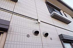 ピースロードハイム[1階]の外観