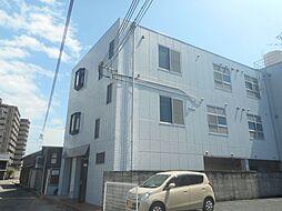 大阪府泉大津市戎町の賃貸マンションの外観