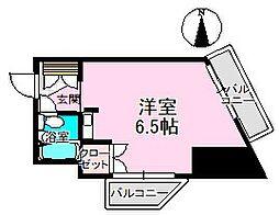 アルテハイム小岩[4階]の間取り