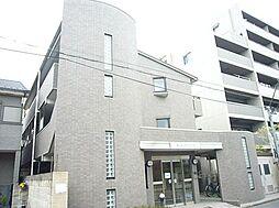 埼玉県川口市並木1丁目の賃貸マンションの外観