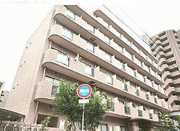 東京都荒川区荒川の賃貸マンションの外観