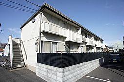 八幡タウンA[2階]の外観