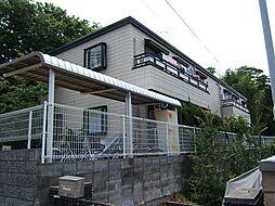 京都府京都市伏見区桃山毛利長門西町の賃貸アパートの外観