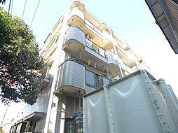 キャステール戸ヶ崎[4階]の外観