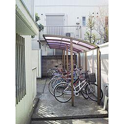 モナークマンション桜上水[0107号室]の外観