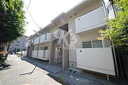 兵庫県神戸市長田区五位ノ池町3丁目の賃貸アパートの外観