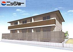 [タウンハウス] 三重県四日市市大字茂福 の賃貸【/】の外観
