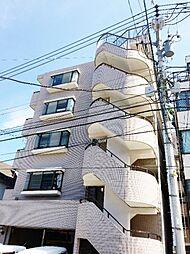 神奈川県横浜市南区中村町4丁目の賃貸マンションの外観