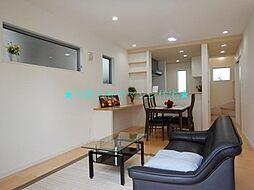 杉並区井草5丁目 新築戸建 全4棟 号棟 3LDKの居間