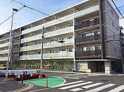 神奈川県横浜市南区大岡3丁目の賃貸マンションの外観