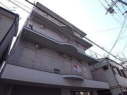 兵庫県神戸市灘区中原通5丁目の賃貸マンションの外観