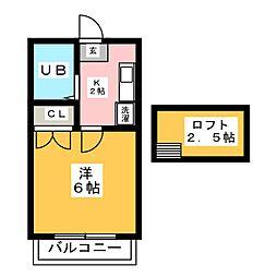 八田駅 3.3万円