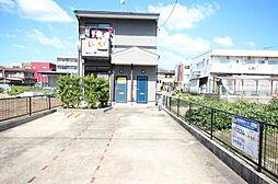 愛知県名古屋市中川区大山町の賃貸アパートの外観