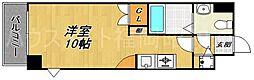 マーレタワー天神[9階]の間取り