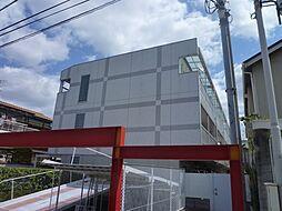 長井マンション[301号室号室]の外観