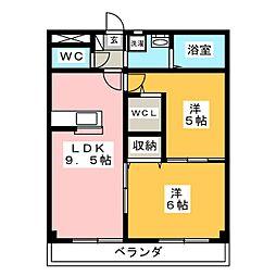 西小坂井駅 4.9万円