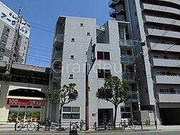 メニュール新福島[1階]の外観