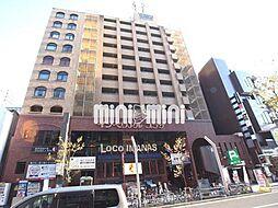 ライオンズマンション栄[7階]の外観