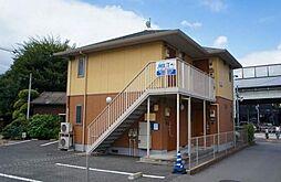 東京都町田市鶴間5丁目の賃貸アパートの外観