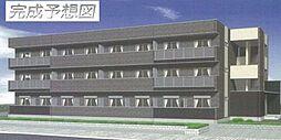 埼玉県さいたま市南区松本4丁目の賃貸アパートの外観