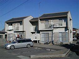 サンフレア西成田[101号室]の外観