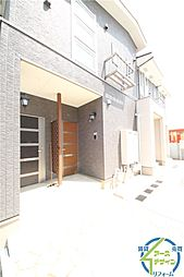兵庫県明石市西明石東町の賃貸アパートの外観