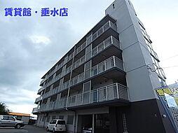 兵庫県神戸市垂水区塩屋町1丁目の賃貸マンションの外観