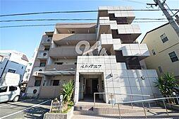 兵庫県神戸市長田区海運町2丁目の賃貸マンションの外観