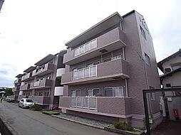 兵庫県姫路市大津区平松の賃貸マンションの外観