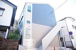 神奈川県相模原市中央区小山3丁目の賃貸アパートの外観