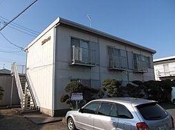 東野ハイツB[2階]の外観