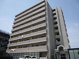 広島県東広島市三永2丁目の賃貸マンションの外観