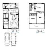3号地建物参考プラン
