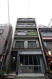 黒川ビル[4階]の外観