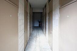 無料のトランクルームが備わっています。
