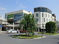 西小山駅(560m)