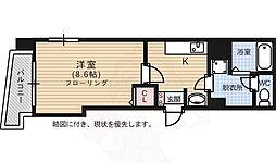 的場町駅 6.0万円