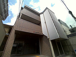 TOMYUフラットII[3階]の外観