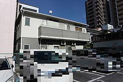 クレスト喜山2[2階]の外観