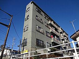 コーポ小林II[4階]の外観