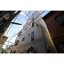 鶴橋ツリガミビル[3階]の外観