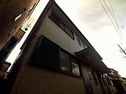 ハイツTADA[2階]の外観