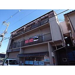 奈良県桜井市安倍木材団地1丁目の賃貸マンションの外観