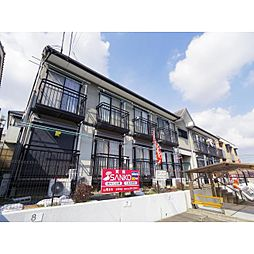 奈良県生駒郡三郷町立野南3丁目の賃貸アパートの外観